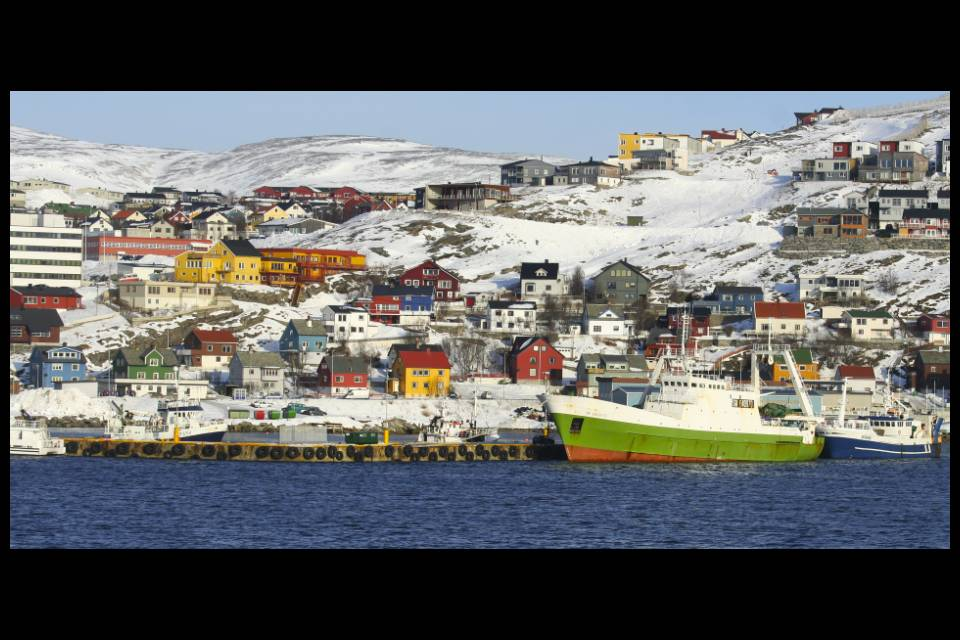 Hammerfest, Foto by Lookabout's Wife